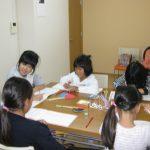 フェリーチェピアノ教室のソルフェージュグループレッスン