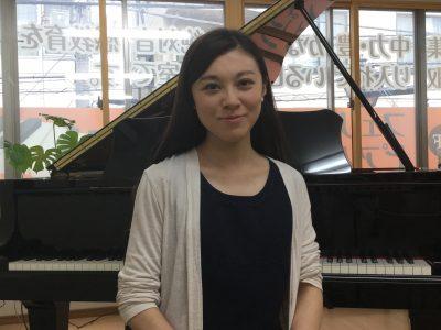 フェリーチェピアノ教室のピアノ講師