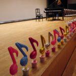 ピアノ発表会での子どもたちの豊かな表情
