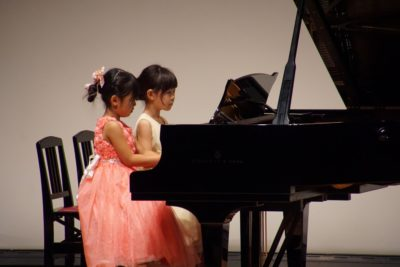 フェリーチェピアノ教室のピアノ発表会