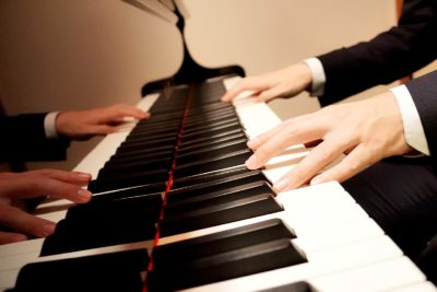 フェリーチェピアノ教室の大人のレッスン
