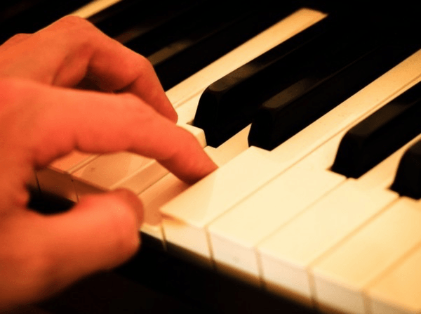 ピアノのテクニック