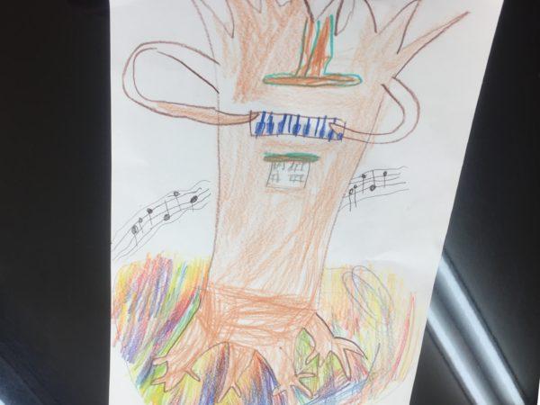 子どもの表現力を磨くピアノレッスン
