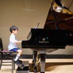 【ピアノ発表会演奏】5歳のたなばたさま