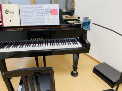 フェリーチェピアノ教室のオンラインレッスン