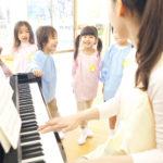 保育士試験合格を目指してピアノレッスン