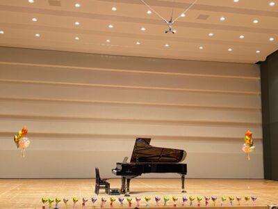 令和3年フェリーチェピアノ教室の発表会